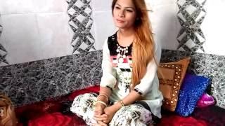 getlinkyoutube.com-Muskan The Hijra Beauty Queen At Ajmer