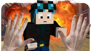 getlinkyoutube.com-Realistic Minecraft: DanTDM in JAIL!