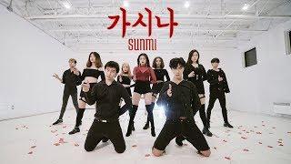 [EAST2WEST] SUNMI(선미) - Gashina(가시나) Dance Cover