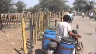 13 05 2012 Protest against Load Shadding by Tajran at Khushab Part 1