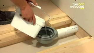 getlinkyoutube.com-Wet Room Installation Video