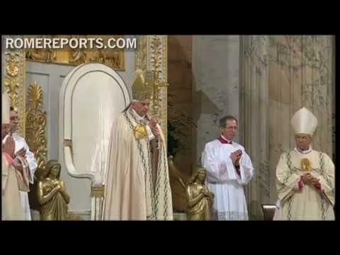 Pope ends Week of Prayer for Christian Unity during a visit to St  Paul Basilica