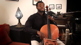 "Prelude from Bach Cello Suite No.1 - Kevin ""K.O."" Olusola"