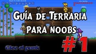 getlinkyoutube.com-Guia Para Noobs, Terraria! Paso a paso. Ep. 1