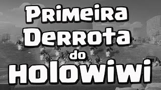 PRIMEIRA DERROTA DO CLÃ HOLOWIWI - HOLOWIWI VS EXODIAS - CLASH OF CLANS