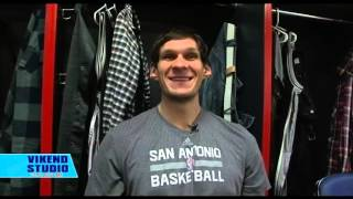 getlinkyoutube.com-Marjanović: Ponosan sam što igram za San Antonio