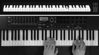 Piano Tutorial - When You Walk Into the Room by Bryan & Katie Torwalt