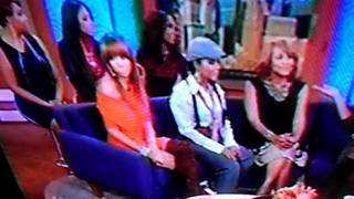 BRAXTON FAMILY ON WENDY WILLIAMS SHOW PT. 1 OF 2