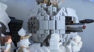 getlinkyoutube.com-Battle of Hoth - LEGO Star Wars - 2015 Mini Movies Ep 11