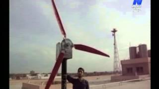 getlinkyoutube.com-Nile Culture كنترول ذكى ع توربينات الرياح لتوليد الكهرباء صناعة مصرية -هندسة منوف