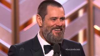 flushyoutube.com-Jim Carrey Speech At The Golden Globe Awards 2016. HDTV