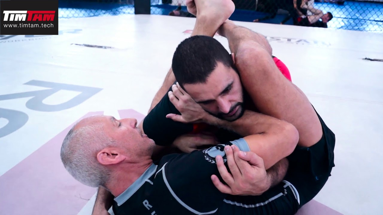 BJJ Armbar Concepts 2 of 2 - Karel Silver Fox Pravec and Coach Zahabi