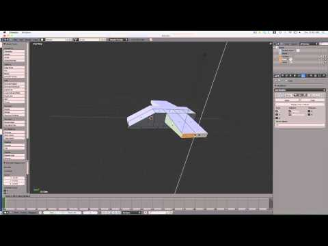 Blender Tutorial: Make a simple space ship
