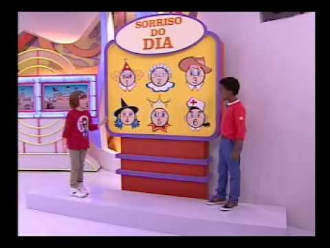Bom Dia & Cia - Koki e Jean Paulo brincam do Sorriso do Dia