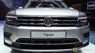 getlinkyoutube.com-2016 Volkswagen Tiguan 2.0TSI 4Motion - Exterior and Interior Walkaround - 2015 Tokyo Motor Show