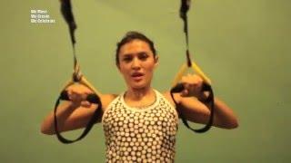 getlinkyoutube.com-Presenter Ratu Anandita Grogi Nih?