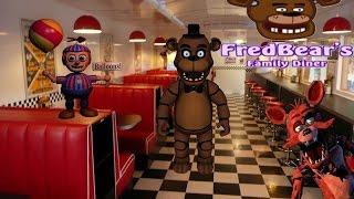 getlinkyoutube.com-Garry's Mod - Fredbear's Family Diner (UPDATE VIDEO)