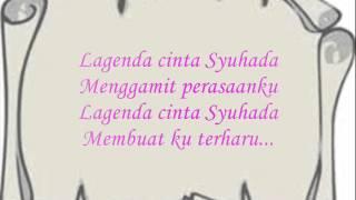 Lagenda Cinta Syuhada   Kumpulan Screen