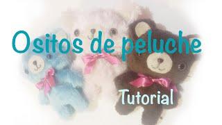 getlinkyoutube.com-♥ Como hacer un osito de peluche ♥