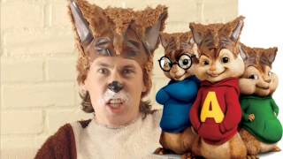 (Remix) Ylvis - The Fox Alvin e os Esquilos (Chipmunks version Ylvis - The Fox)