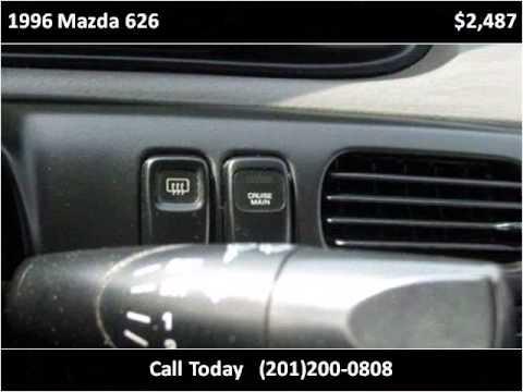 1996 Mazda 626 Used Cars Hackensack NJ