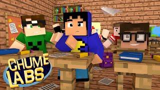 getlinkyoutube.com-Minecraft: UM DIA NA ESCOLA! (Chume Labs 2 #59)