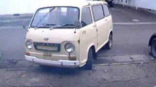 getlinkyoutube.com-1972y スバルサンバー