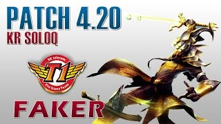 getlinkyoutube.com-SKT T1 Faker - Master Yi Jungle - KR SoloQ