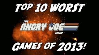 getlinkyoutube.com-Top 10 WORST Games of 2013!