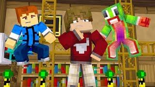 CRAZY HIDING SPOT GLITCH | Minecraft Hide and Seek