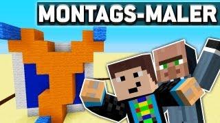 getlinkyoutube.com-YPLAY & SCHEIßHAUFEN!? HAHAHA :D [CAM] - Minecraft BUILD IT / MONTAGS MINER | ConCrafter & GommeHD