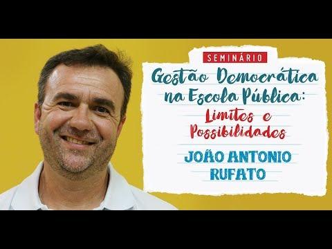 Gestão Democrática na Escola Pública: Limites e Possibilidades | João Antonio Rufato