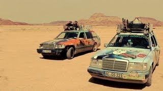 getlinkyoutube.com-Sand, sun, stars – the Allgäu-Orient Rallye 2013 - Mercedes-Benz original