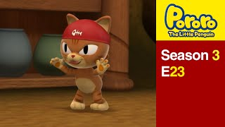 getlinkyoutube.com-[Pororo S3] #23 Playful Nyao