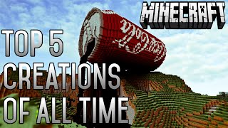 getlinkyoutube.com-Top 5 Minecraft INSANE Creations Of ALL TIME (February 2015) (1.8.3)