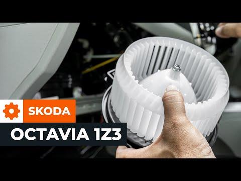 Ka nomainit salona ventilators SKODA OCTAVIA 2 1Z3 Hatchback (PAMACIBA AUTODOC)