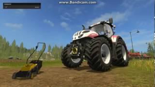 getlinkyoutube.com-Lizard TRX Tondeuse WIP Farming Simulator 2017
