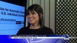 Johanna Finney aclara preguntas frecuentes sobre declaración de impuestos