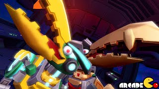 getlinkyoutube.com-Angry Birds Transformers: Brawl Max Level Upgraded Gameplay Walkthrough Part 44