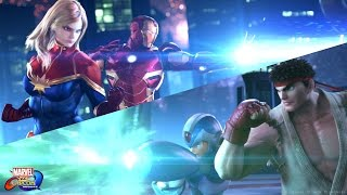 getlinkyoutube.com-Marvel vs. Capcom: Infinite Teaser