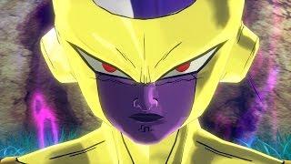 getlinkyoutube.com-[PC] Dragon Ball: Xenoverse - (MODS) - SSJ4SSGSS CAC vs Golden Frieza vs SSGSS Goku