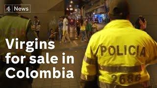 getlinkyoutube.com-Virgins for sale in Colombia in 'world's biggest brothel'