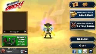 getlinkyoutube.com-Dungeon Quest Floor 186 Mythic 3 | Farming Legend Items