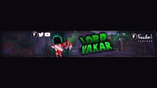 getlinkyoutube.com-Minecraft GFX: New Banner Speedart! (Cinema 4D + Photoshop CC) [Time: 2 Hrs]