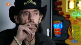 getlinkyoutube.com-Lemmy Kilmister Motörhead last Interview in german TV ZDF 2015-11-20 720p English Part 1 of 2