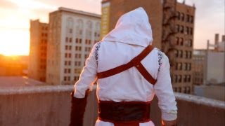 getlinkyoutube.com-Assassin's Creed Meets Parkour in Real Life