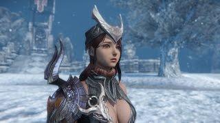 getlinkyoutube.com-Riders of Icarus Online Combat Gameplay 60FPS Level 30 Assassin Combos