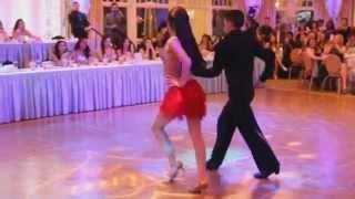 """getlinkyoutube.com-Nina Mojares and Gabe Basalatan - Cha Cha - """"Fireball"""""""