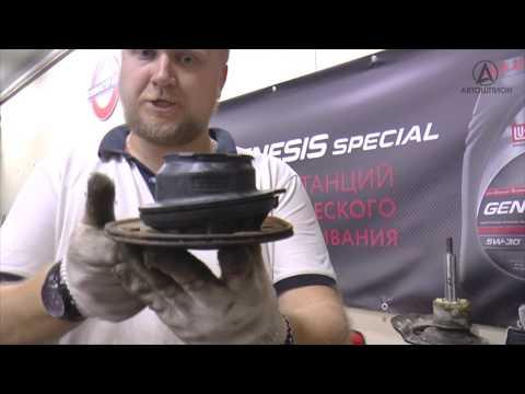 Шеф крутит гайки Замена стоек Ford Mondeo IV инструкция