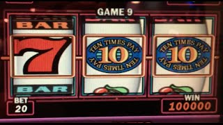 getlinkyoutube.com-**HUGE 555xBet WIN** on 10 TIMES Pay ✦LIVE PLAY✦ Slot Machines in Las Vegas